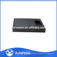 Personnalisé divers types de pièces d'estampage métallique en acier inoxydable
