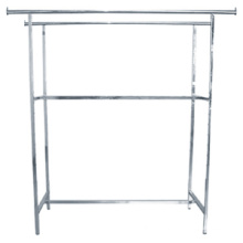 Professional customized clothes stands and racks stand alone clothes rack