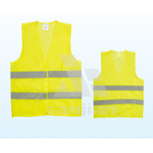 Jy-7005 Adults Customized Flashing Safety Vest