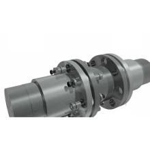 Geschmiedete Technik und Kupplungstyp Sanitäradapter