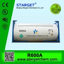 ISO TANK refrigerant gas R600A