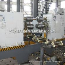 Machine d'ondulation pour ligne de production de barils d'acier à vitesse moyenne