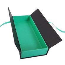 Stijve kartonnen gecoate haar papier doos