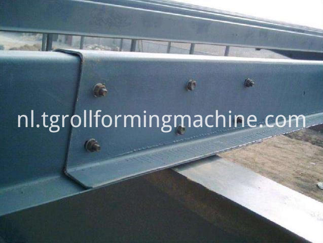 Z Purlin Roll Forming Machine