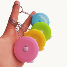 Colorful Push Button Measure Tape Best Christmas Gifts