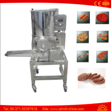 Stainless Steel Beaf Meat Pie Maker Automatic Hamburger Patty Forming Machine