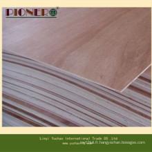 Contreplaqué commercial de BB / CC Grade 1220 * 2440mm 18mm