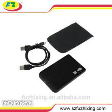 2.5 SATA Aluminium External Hard Case Box