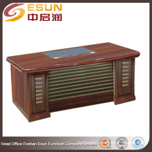 Factory Direct supply wooden manager executive office desk
