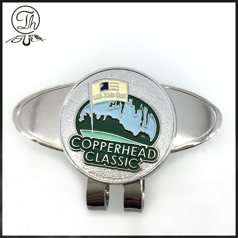 US golf ball marker with magnet