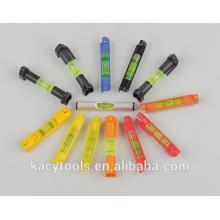 Мини-ручка Пластиковый спиртовой уровень