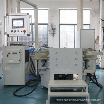 Embossing machine for WM drum forming