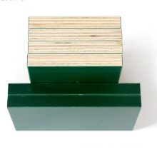 HIYI 4*8 cheap pp film faced plywood sheets 18mm PP polypropylene plastic Film Faced Plywood for Concrete form