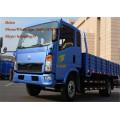 4X2 Light Truck 8 Ton Cargo Truck