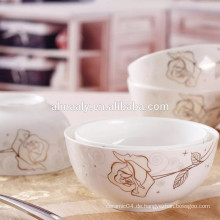 chinesische keramische Nudelschüssel