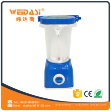 lanterne de main de travail en plastique professionnelle portative de camping à vendre