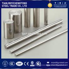 high quality GR1 GR2 GR3 GR5 high precision grinding titanium bars / rods