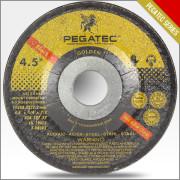 "4"" 4.5'' 5"" Abrasive Grinding Wheel en12413 For Steel 80m/s"
