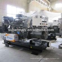 Générateur de courant diesel 100kva avec certificat CE ISO