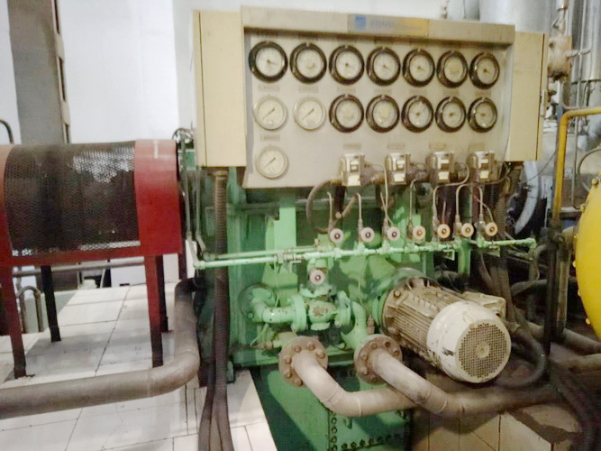 Maintenance of Power Plant Equipments