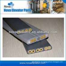 Ascensor Cable Ascensor Cable de viaje, Ascensores Cable plano, Oits piezas de ascensor