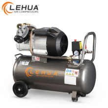 50l 3hp direct air compressor with double cylinders