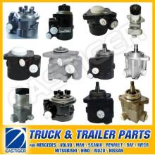 Más de 200 artículos de piezas de camiones para camiones pesados Bomba de dirección asistida