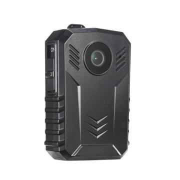 Cámara de vigilancia usable de la policía de la prenda impermeable del GPS Cámara de la policía de IP65 infrarroja desgastada de la cámara de vigilancia