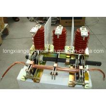 Serie Jn15-12 / 31.5 de Interruptor de puesta a tierra de alta tensión en interiores