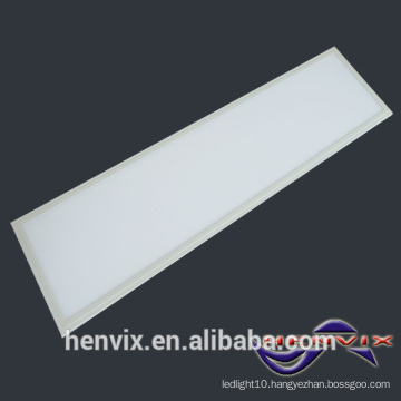 High quality warm white 60w led panel light