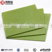 Placa de resina epóxi de superfície protetora