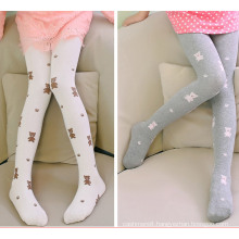 Children Kids Cotton Tights with Animal Pattern (TA610)