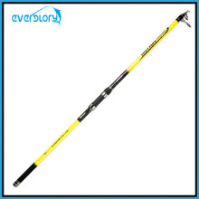 Guter Verkauf Multi-Abschnitt mittlerer Grad Tele Surf Rods 3,9 m / 4,2 m / 4,5 m