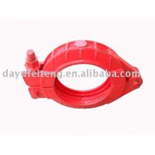 DN125 Pince de boulon de pompe à béton