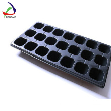 Factory Price 50 72 128 200 cell seed germination tray hydroponic plant grow tray