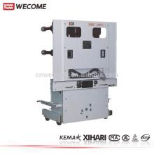 KEMA Type testé télécommande VD4 Type 33kV disjoncteur sous vide
