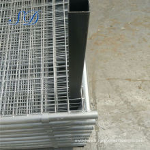 Porte de séjour contreventée de grillage de porte de ferme avec le support de n support
