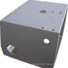Welded Spare Part, Powder Coating Laser Cutting Case, Sheet Metal Fabrication