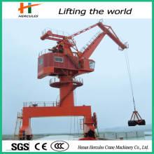 Grúa Portal de tipo 4-Link de 100 toneladas con precio razonable