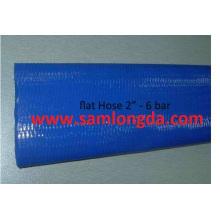 PVC Layflat Water Discharge Hoses / PVC Layflat Hose / PVC Hose
