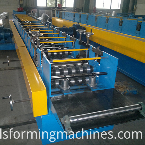 Glazed Roll Forming Machine