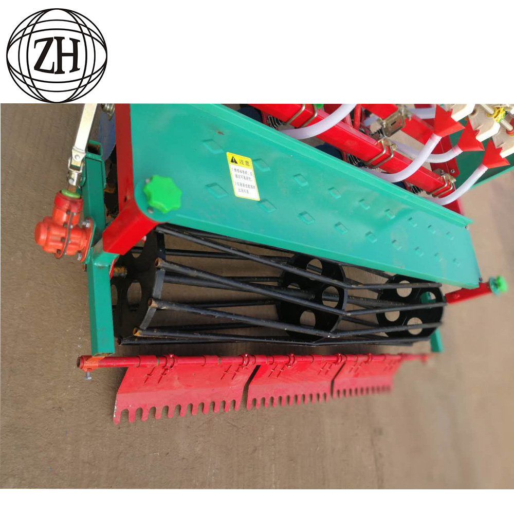 La agricultura Vegetable Seeds Planter Tillers