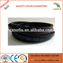 Cogged V Belt Rubber V Belt for transmission