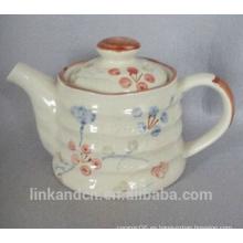 2014 Nuevo diseño, ollas de cerámica al por mayor, K-10028, olla de cerámica de alta calidad