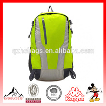 Sports backpack double shoulder travel bag 30L waterproof mountain-covered backpack