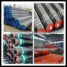 astm a106 / a53 seamless carbon steel pipe
