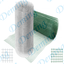 High Quantity Galvanized PVC Coated Welded Wire Mesh