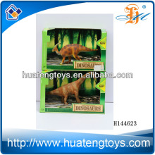 2014 juguetes divertidos simulador dinosaurio animal simulador dinosaurio de PVC juguetes juego de dinosaurios H144623