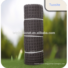 50x50mm Plastic Extruded Garden Mesh Fence 1m and 0.5m width tree protection netting