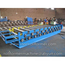 double deck roll former machine for USA